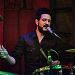 Mon, 23/05/2016 - 3:01pm - The Record Company (Chris Vos, Alex Stiff and Marc Cazorla) perform for WFUV Public Radio at Rockwood Music Hall in New York City, 5/18/16. Hosted by Dennis Elsas. Photo by Gus Philippas