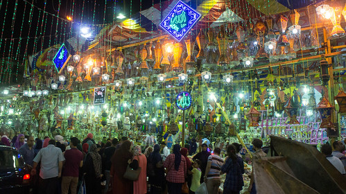 The place to buy Ramadan lanterns in Cairo | by Kodak Agfa