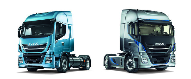 IVECO New Stralis XP and NP