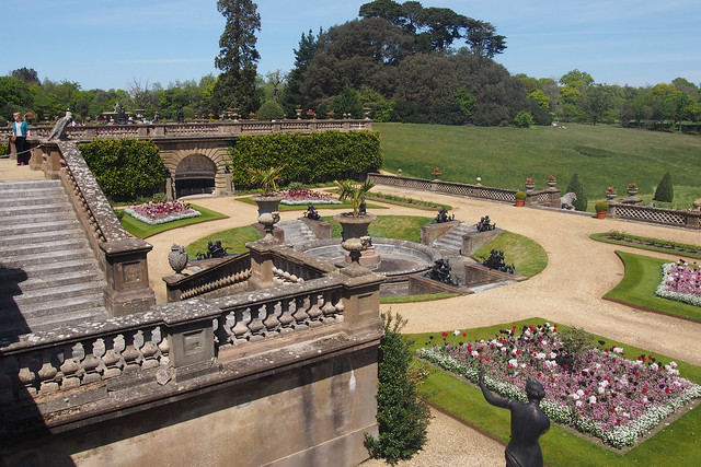 The gardens at Osborne House