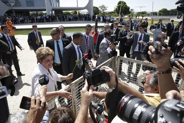 Presidente Dilma Russeff