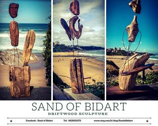 Sand of bidart