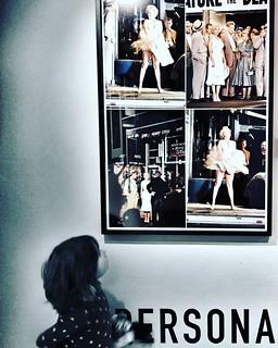 At The Erwitt Exhibition 2 - Marilyn  #kids #kid #mybabygirl #Exhibition #Photography #photo #Margherita #fun #Erwitt #Travel #Travelgram #trip #igers #igersitalia #Italy #amazing #beautiful #love #photooftheday #picoftheday #blackandwhite #meandmybabygir   by Mario De Carli