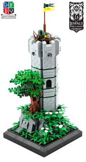 Abnerburgh Tower - Front | by Ayrlego