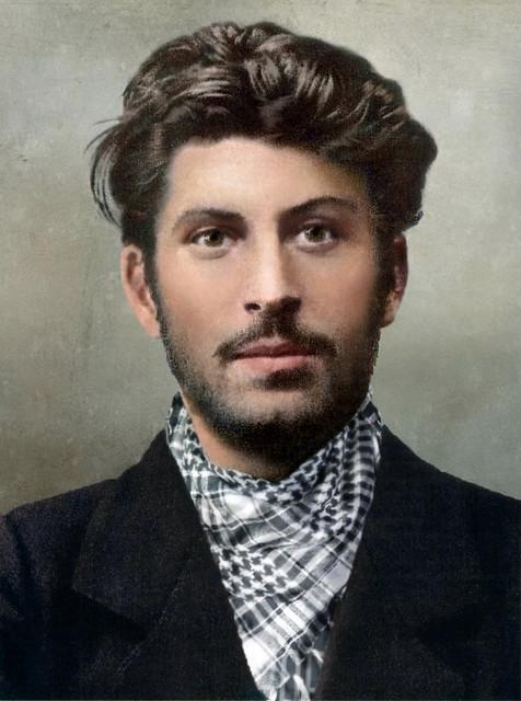 """Wilf Dixon: """"La verdad sobre Stalin""""."""