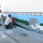 Mo, 27.04.15 - 14:54 - Maler am Werk (Nacho)