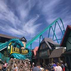 Current status: in line for Leviathan