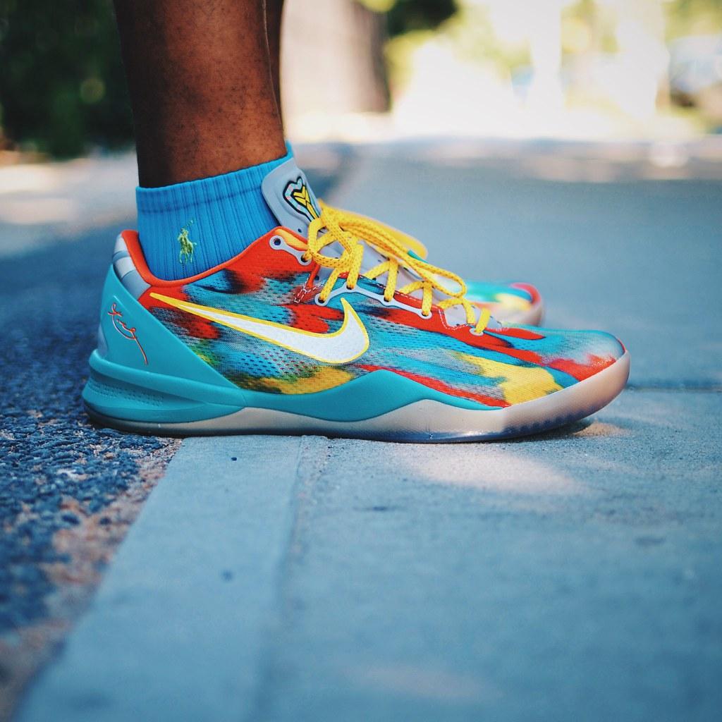 new concept 430e3 597fb ... Nike Kobe 8 System - Venice Beach   by jamrock nyc