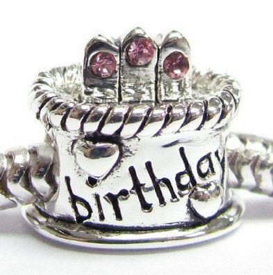 Excellent Pandora Birthday Cake Charm Via Birthday Gallery Site Ift Flickr Birthday Cards Printable Opercafe Filternl