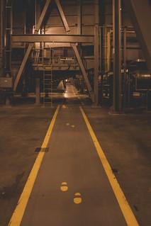 Low Head Room @ Open Doors Toronto's Portlands Power Plant
