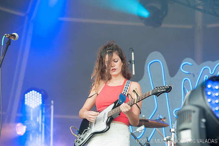 Hinds - Rock in Rio Lisboa '16