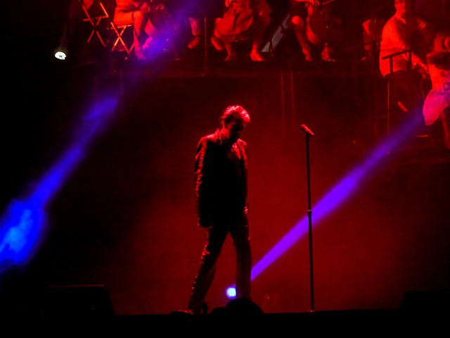 Johnny Hallyday - Stade de France, Paris (2012)