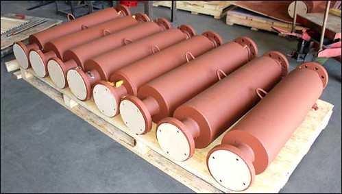 Externally Pressurized Expansion Joints Designed for a Hot Water Piping System at an Air Force Facility