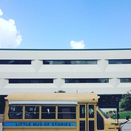 little bus of stories | by miles cliatt