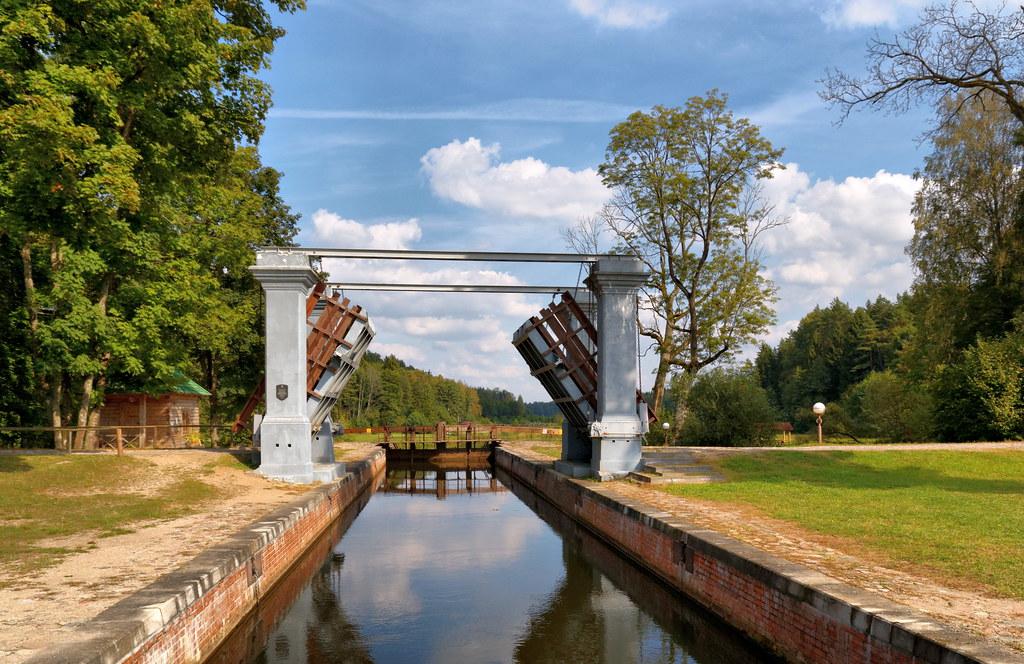 Augustow Canal, Masuria by bike