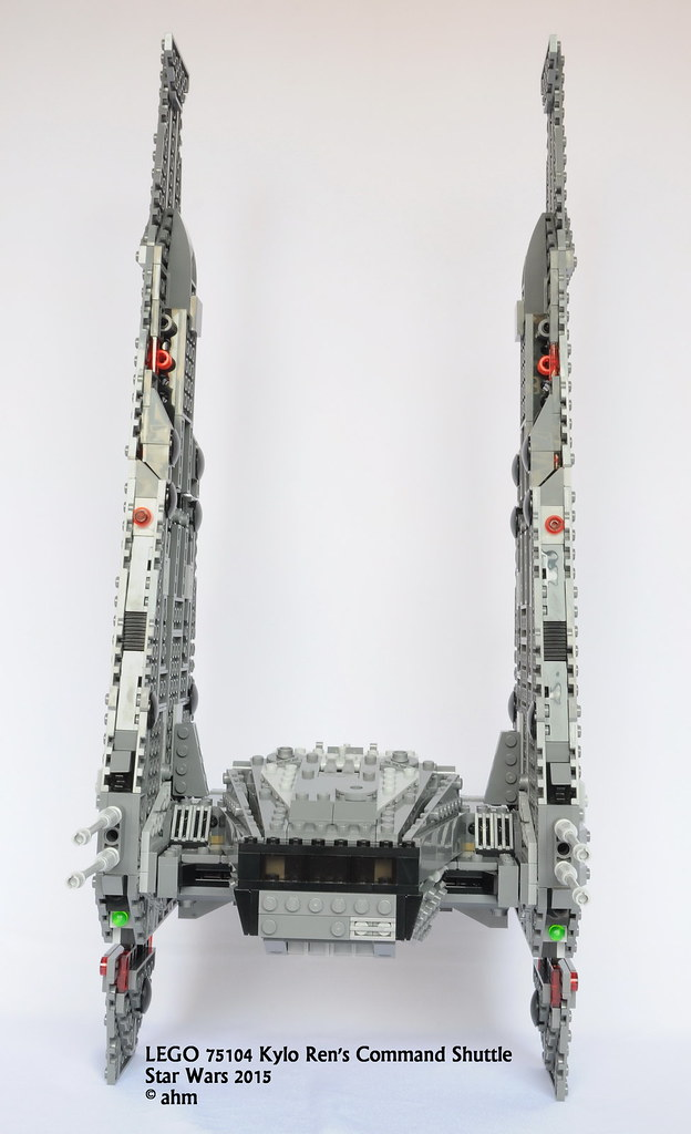 Star Wars Lego 75104 Kylo Rens Command Shuttle Star Wars Flickr