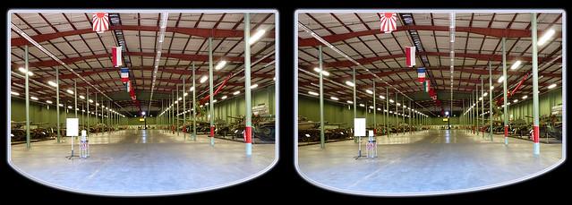 Danville AAF Museum Main Tank Room 1Parallel 3D
