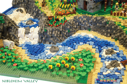 [Denil MOC] Nibleheim Valley - 5 | by deniloh85