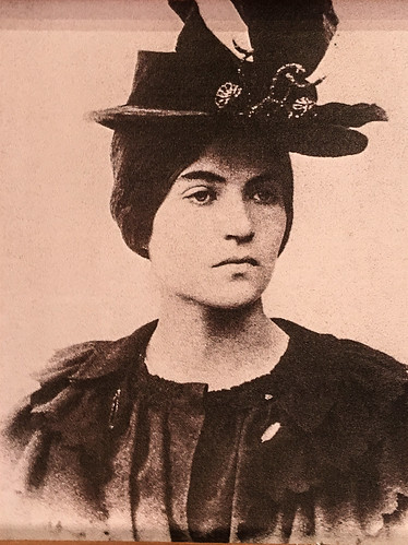Suzanne Valadon, vers 1895