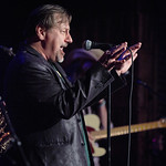 Sun, 01/11/2015 - 10:17pm - Southside Johnny & the Asbury Jukes light up the Cutting Room for an audience of FUV Members. Hosted by Dennis Elsas. Photo by Gus Philippas.