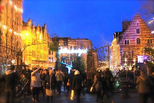 Wintertijd 2015 in Leuven | by Kristel Van Loock
