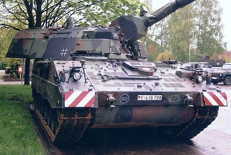 Panzerhaubitze 2000  7