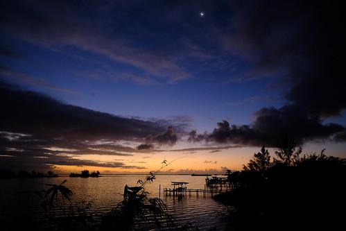 arloguthrie indianriver fujifilmxt1 sunrise florida xf14mmf28r indianriverlagoon thecrabhouse twilight