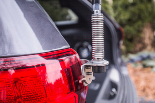 WK2 Antenna Spring Mount   by 2180miles