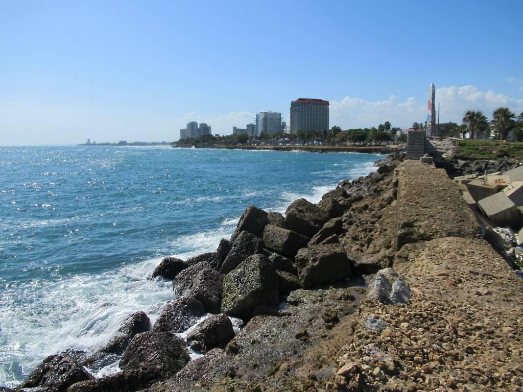 Santo Domingo Seafront
