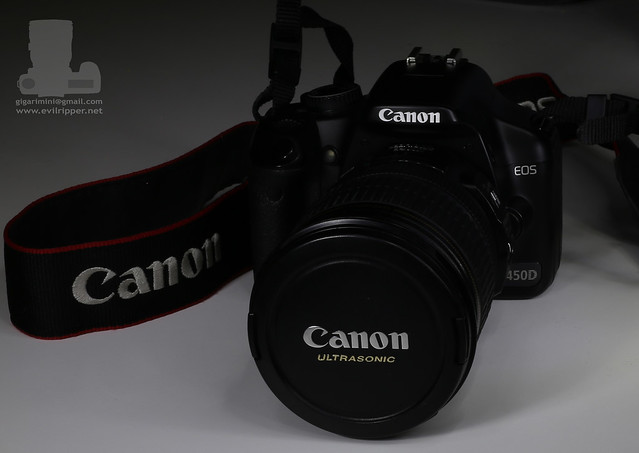 Canon 450d from Canon 6d