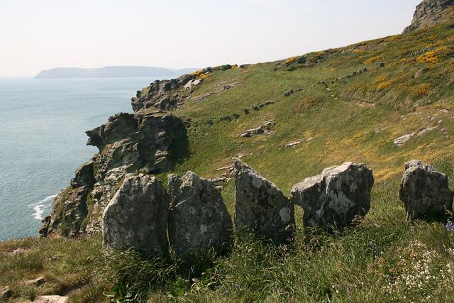 Approaching Elender Cove