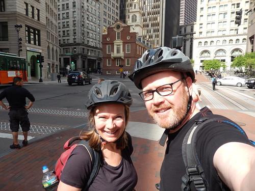 Boston - op fiets - 1