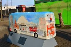 Croydon Bus Trail, Diversity By Rachel Stevens