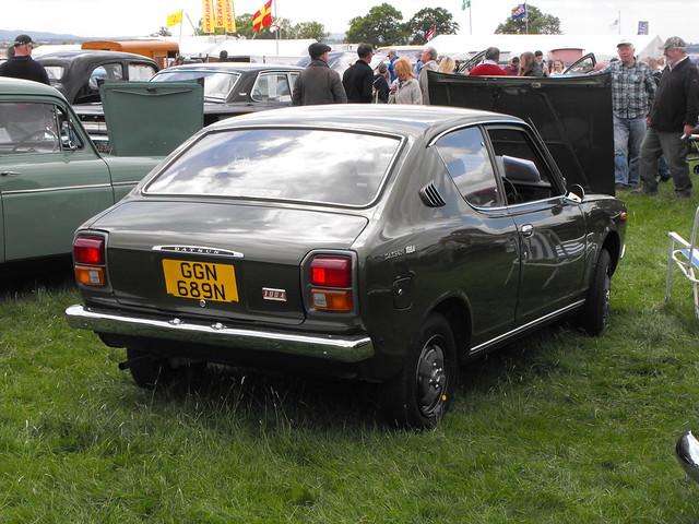Datsun 100A - GGN 689N