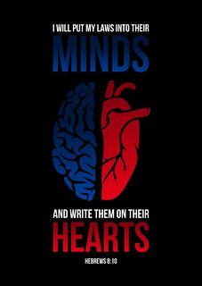 Mind and Heart - Hebrews 8:10