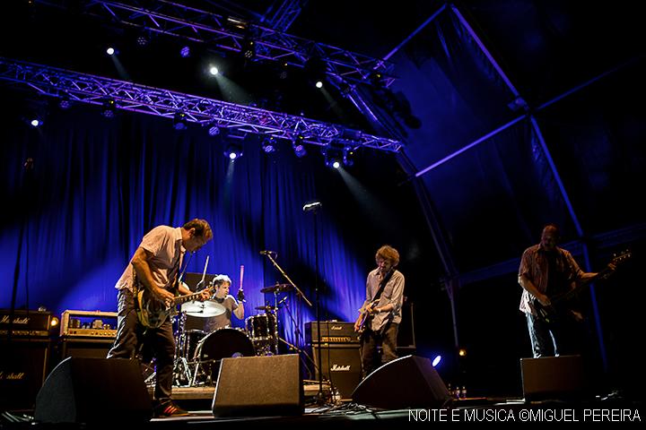 Drive Like Jehu - NOS Primavera Sound '16