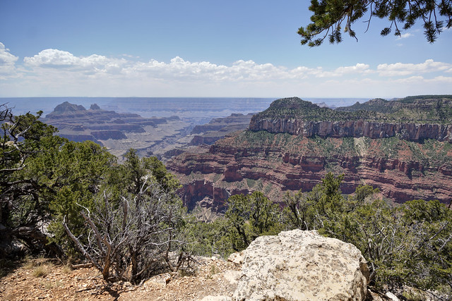 Bright Angel Point, Grand Canyon National Park, Coconino County, Arizona 1