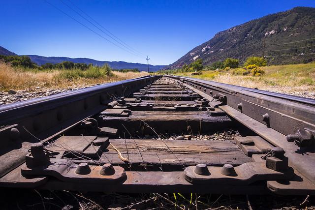 Where is the train - Durango - Colorado