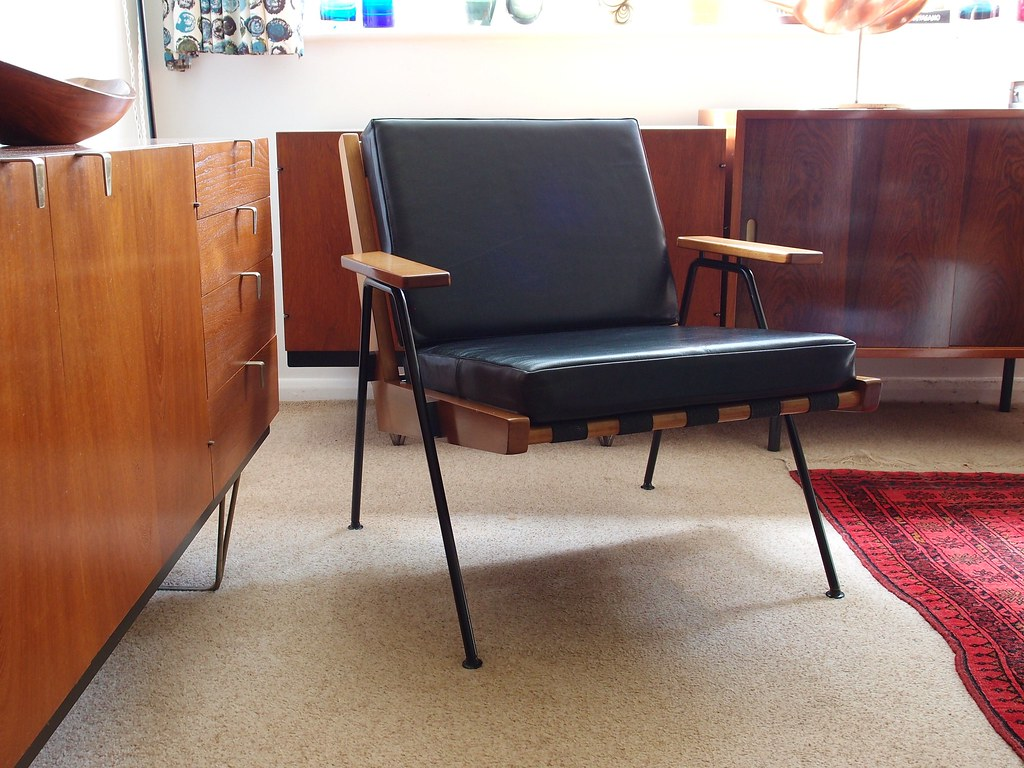 Robin Day Chevron Chair Hille 1959 B Somepixmike Flickr