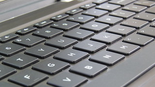 Laptop Keyboard | by Accretion Disc