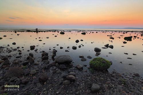 travel sunset sea sun seascape beach water landscape outdoors landscapes seascapes tropical dumaguete waterscape negrosoriental centralvisayas
