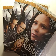 Rogue - signed DVD