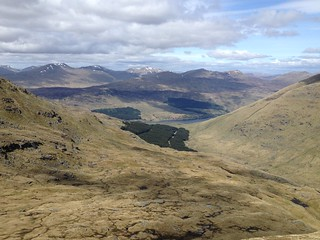 almost at Stob Glas | by rthoms27