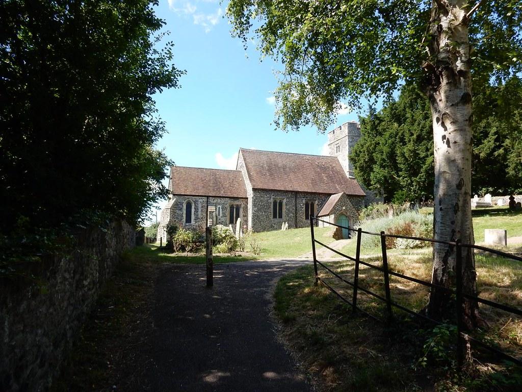 Cuxton Church Cuxton to Halling