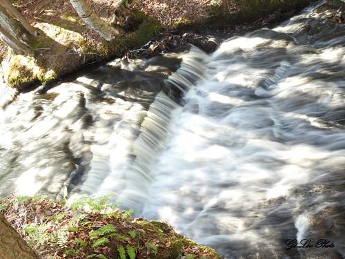 river eau rivière chute