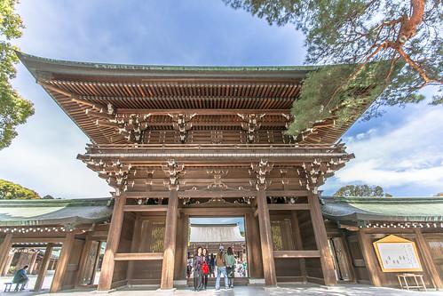Meiji Shrine | by IQRemix