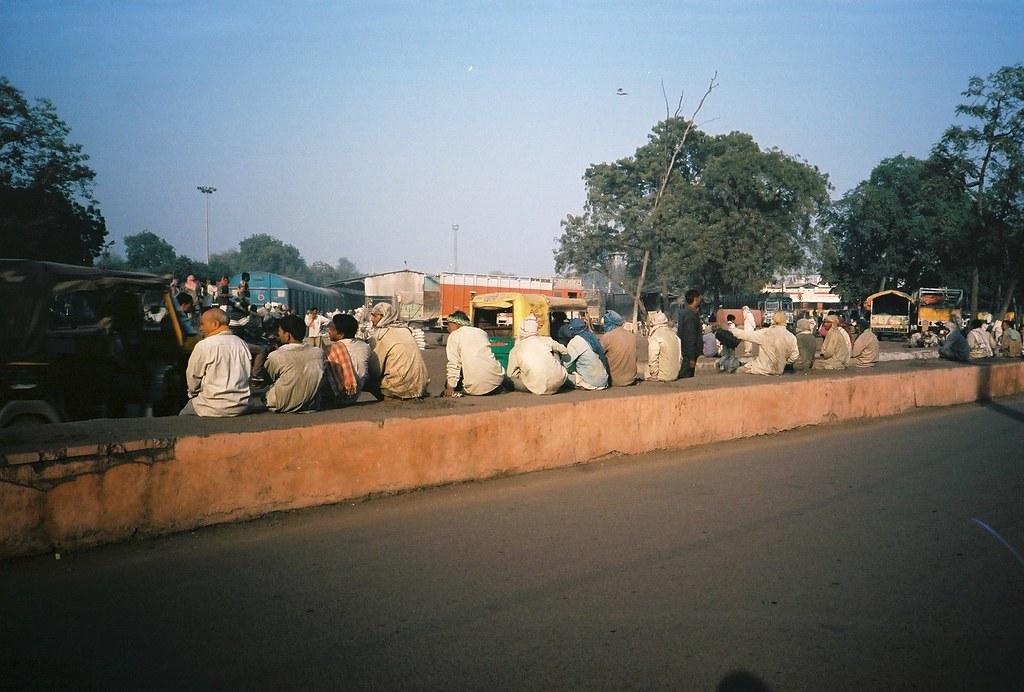 Gwalior Train Station