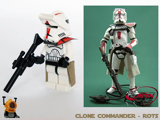 Clone commander - ROTS | by HJR-Holland