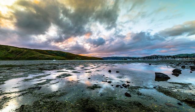 Ivey Bay Sunset
