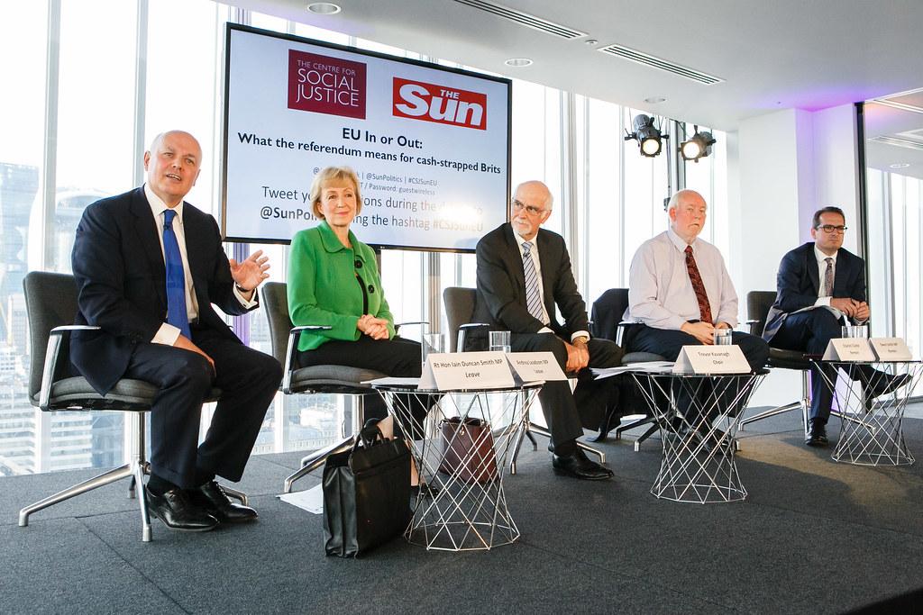 CSJ/Sun EU Debate